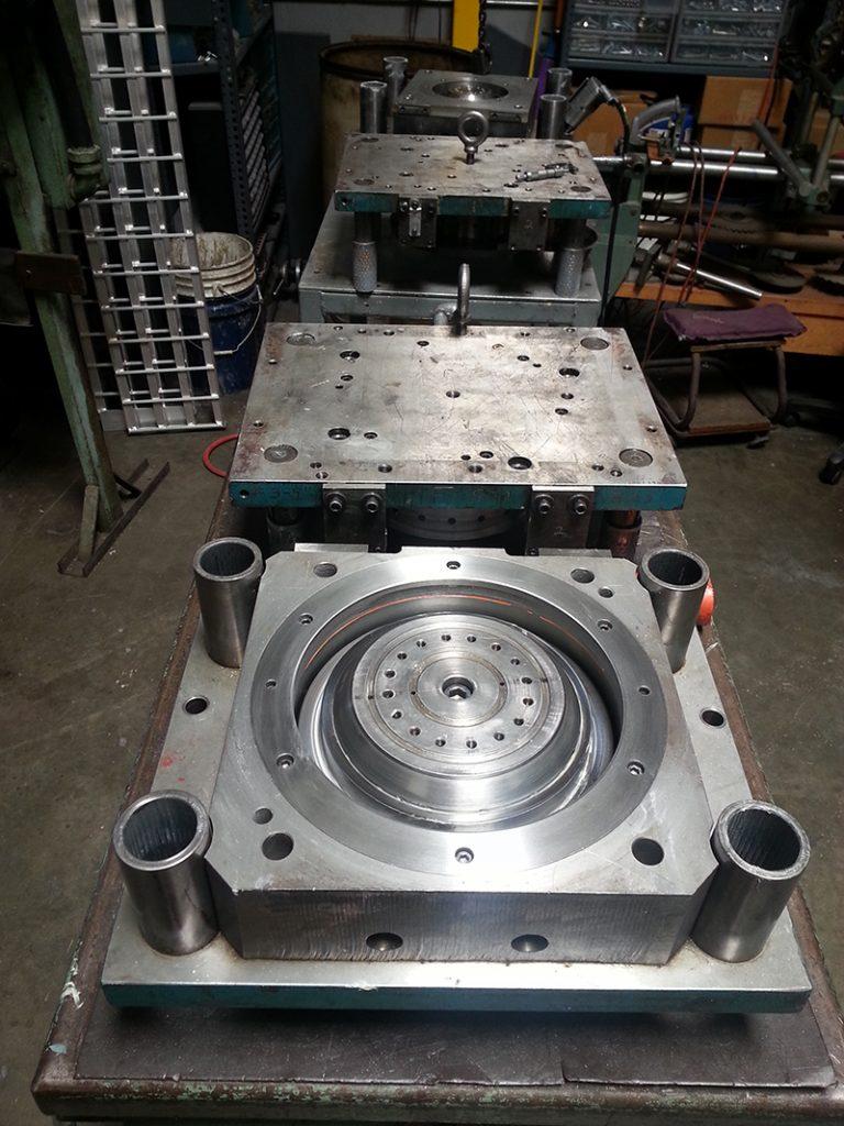 Aluminum Foil Die Repair